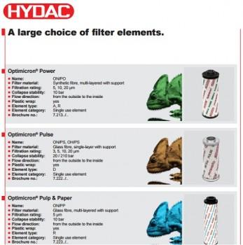 Lọc dầu thuỷ lực HYDAC