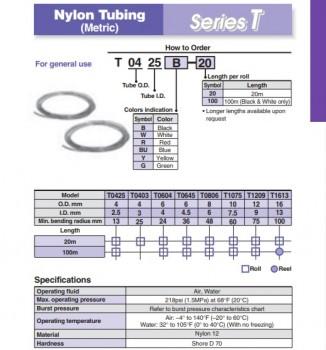 ống khí SMC dòng T